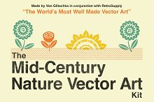 The Mid-Century Nature Collection