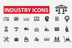 42 industry icons