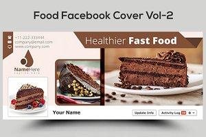 Food Facebook Cover Vol-2