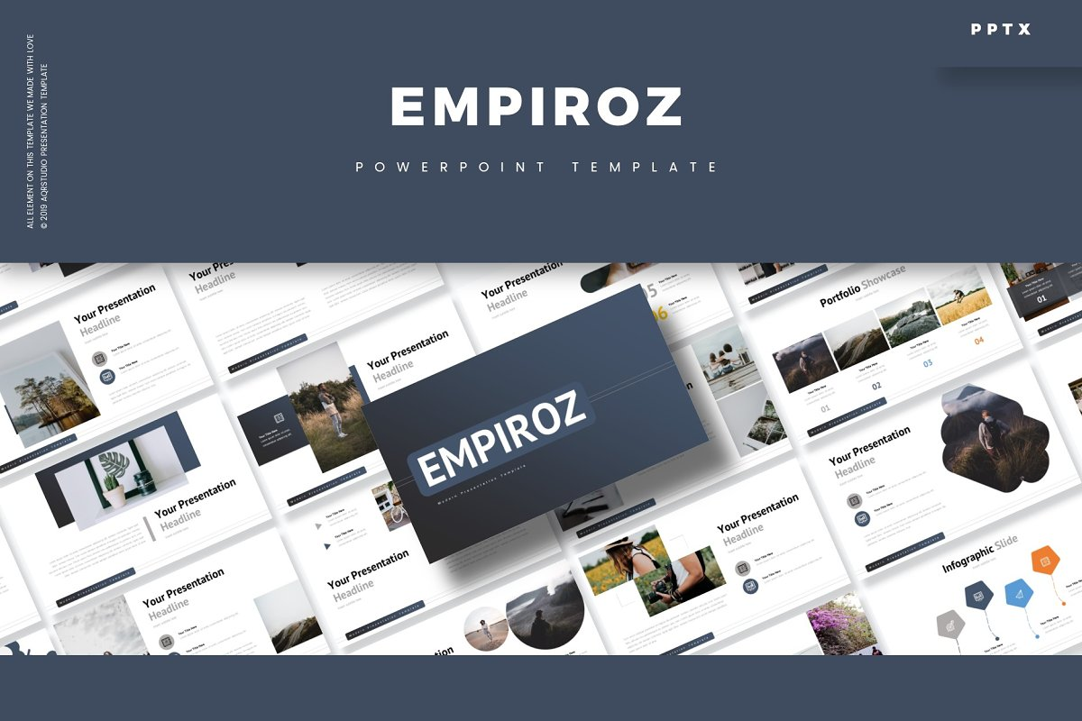 Empiroz - Powerpoint Template