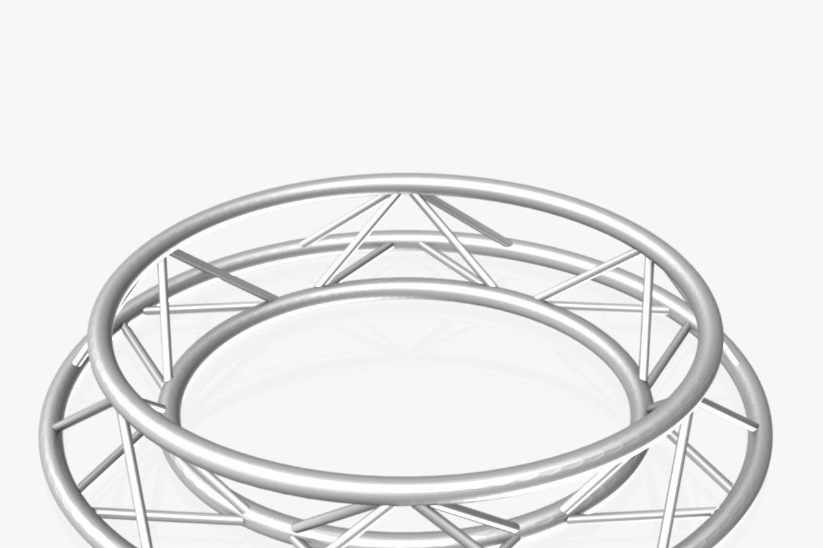 Circle Triangular Truss 150cm