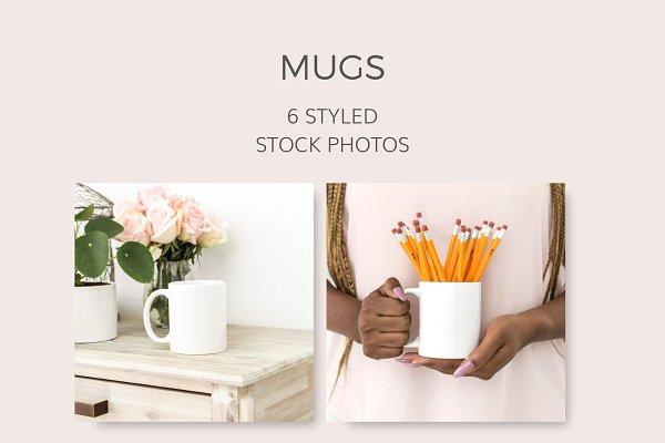 Mugs (10 Styled Images)