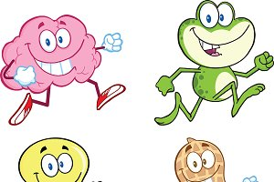 Cartoon Characters Collection - 3
