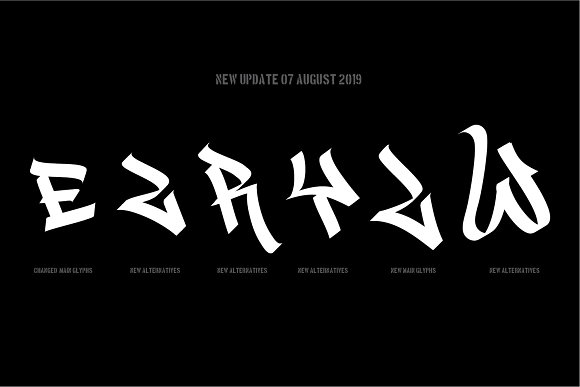 Graffiti Font | Street Tag Vol2 in Display Fonts - product preview 10