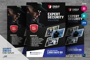 Security Service Flyer
