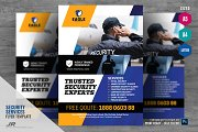 Security Experts Company Flyer