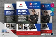 Security Experts Promotional Flyer
