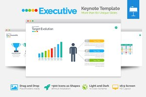 Executive - Keynote Template