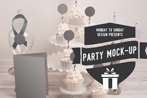 Party Printables Mock-Up!