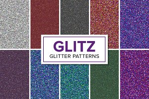 Glitter Patterns - Variety Pack