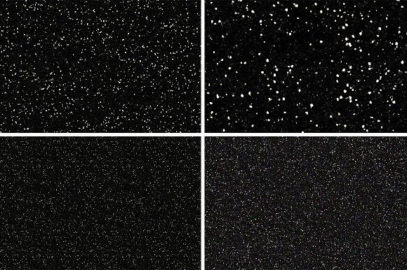 Black Glitter Patterns Seamless Graphic Patterns Creative Market Delectable Glitter Pattern