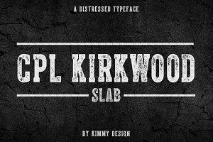 CPL KIRKWOOD SLAB