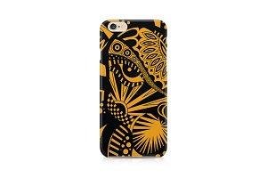 Tribal Art design for mobile