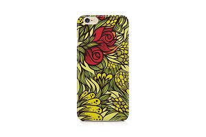 Floral Graphic Design for mobile