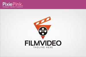 Film Video Logo Template