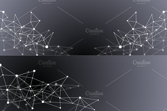 8 Blockchain Backgrounds Set 5 in Textures - product preview 2