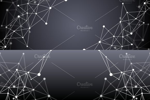 8 Blockchain Backgrounds Set 5 in Textures - product preview 3