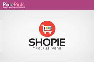 Shopie Logo Template