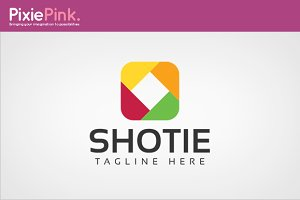 Shotie Logo Template