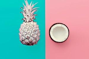 Vanilla fruit design