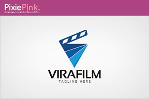 Vira Film Logo Template
