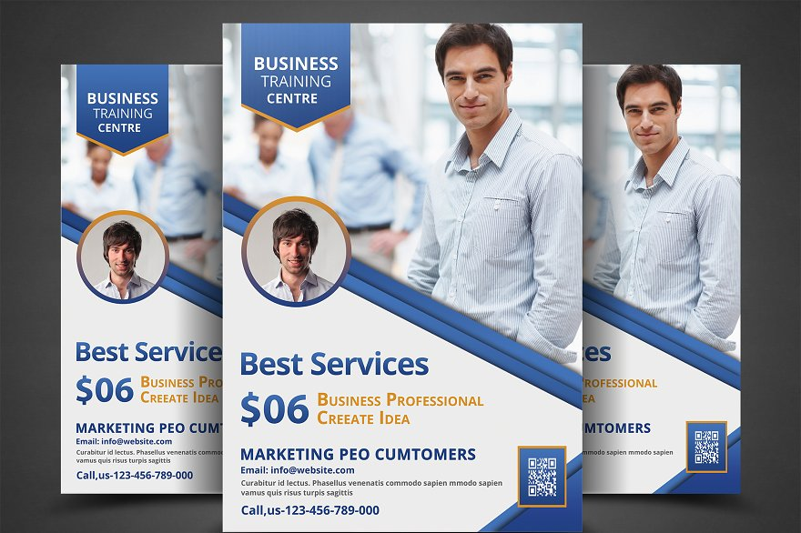 Moving Company Flyer Template Flyer Templates Creative Market Pro - Moving company flyer template