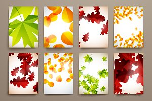Awesome templates on Autumn theme