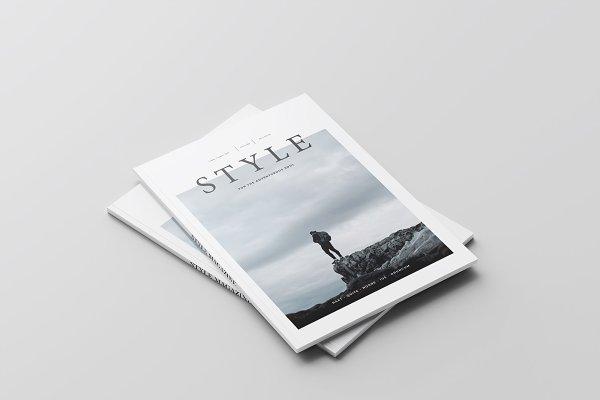 Style Editorial Magazine