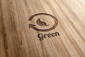 Green Logo Desin