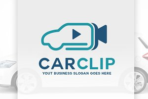 Car Video clip Logo