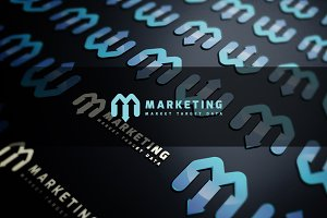 Market Marketing Logo