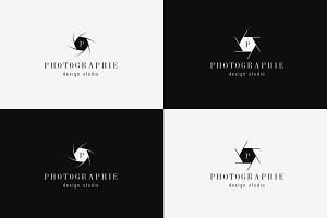 Elegant Photography Studio Logo