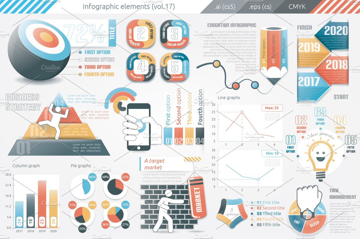 Infographic Elements By Vector Open Stock Hkdc | Download ...