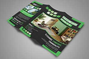 Interior Trifold Brochure 02
