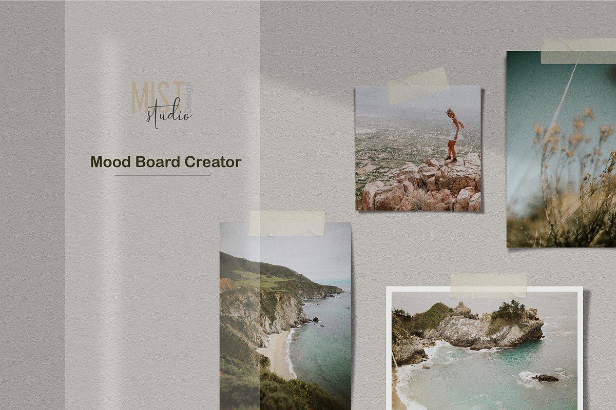 Mood Board Creator 002