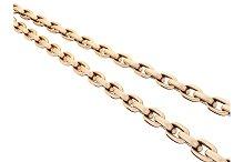 3D Gold Chain