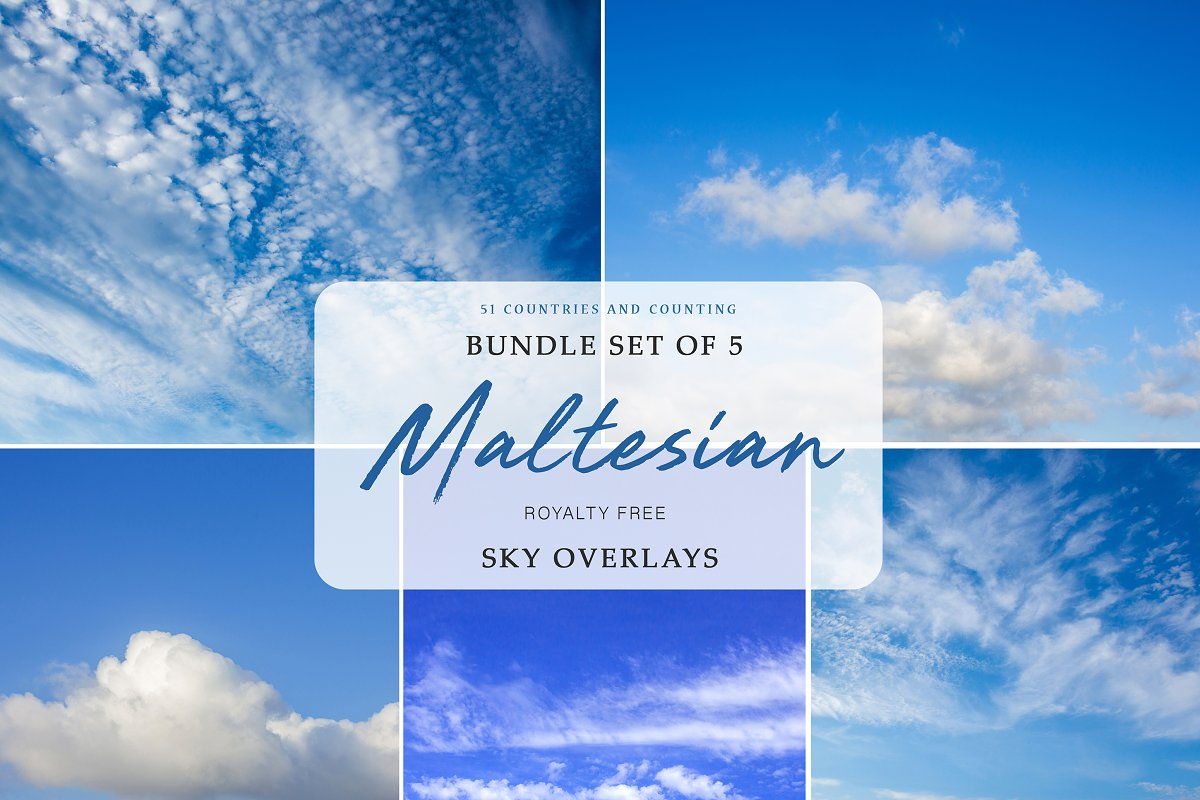Sky Overlays | Malta Skies Vol. 1 in Add-Ons - product preview 8