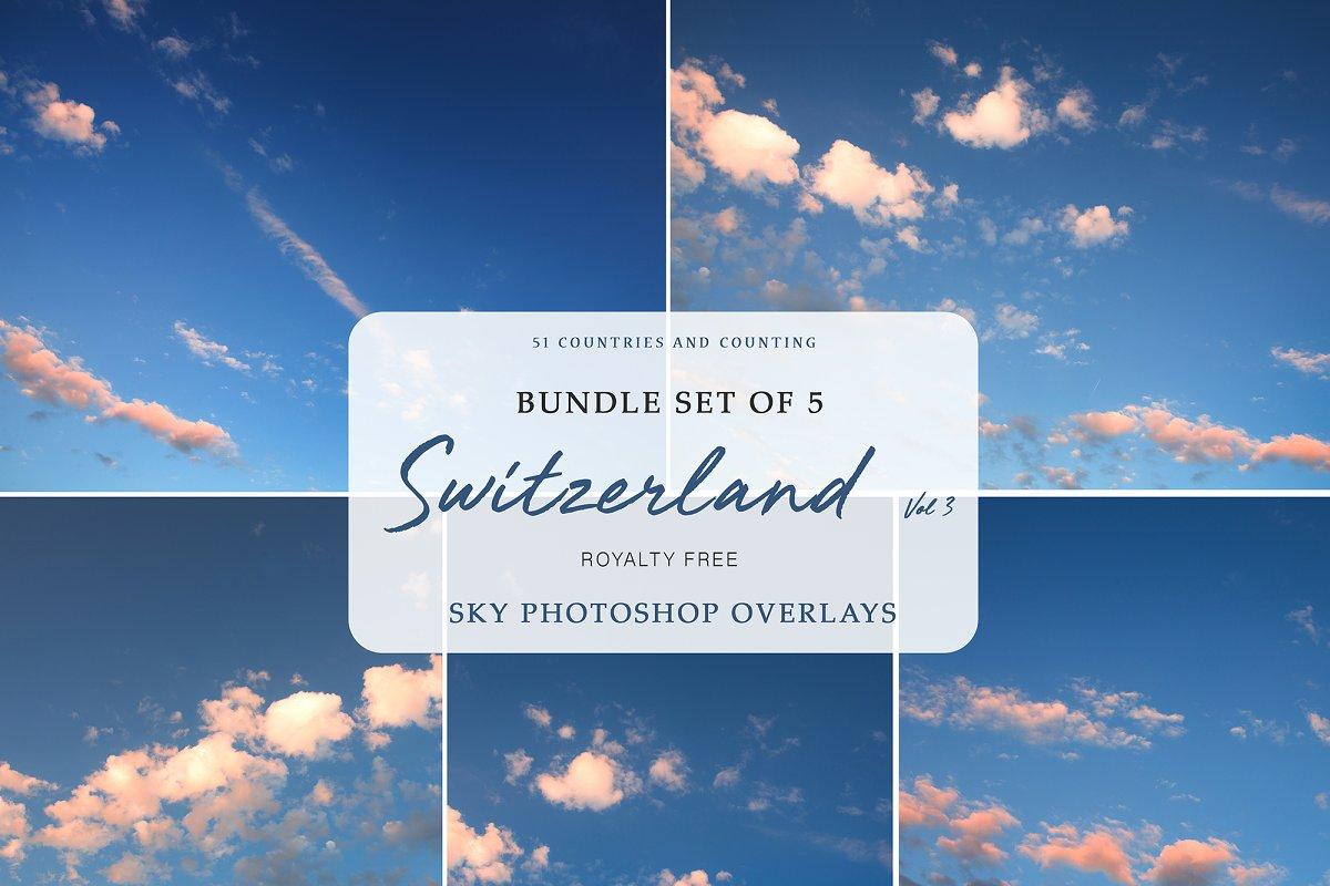 Sky Pack   Switzerland Vol. 3