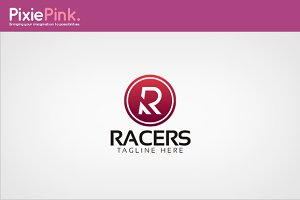 Racers Logo Template