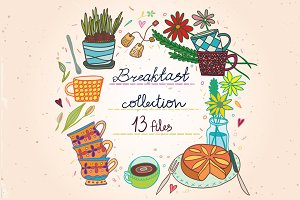 Breakfast collection