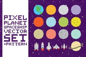 Pixel space set