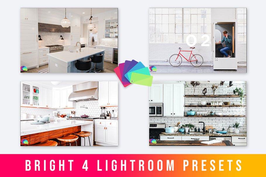 Bright Lightroom Preset