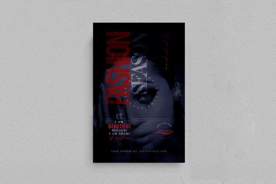 Fashion Season Flyer Template