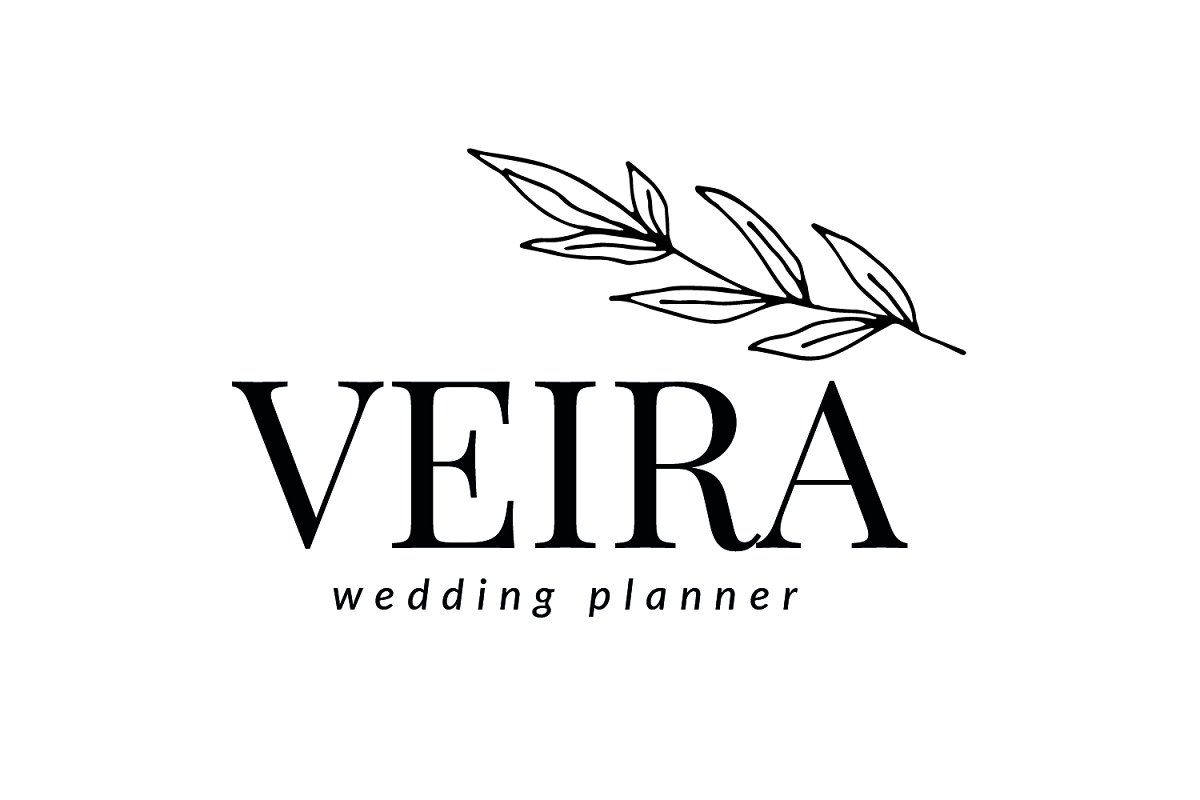 Veira Wedding Planner Logo in Logo Templates - product preview 1