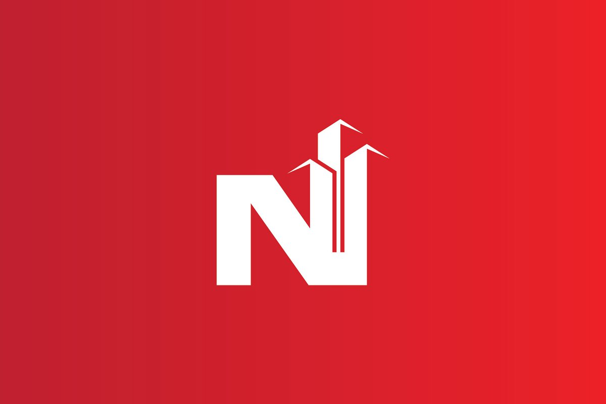 N Real Estate Logo in Logo Templates - product preview 1