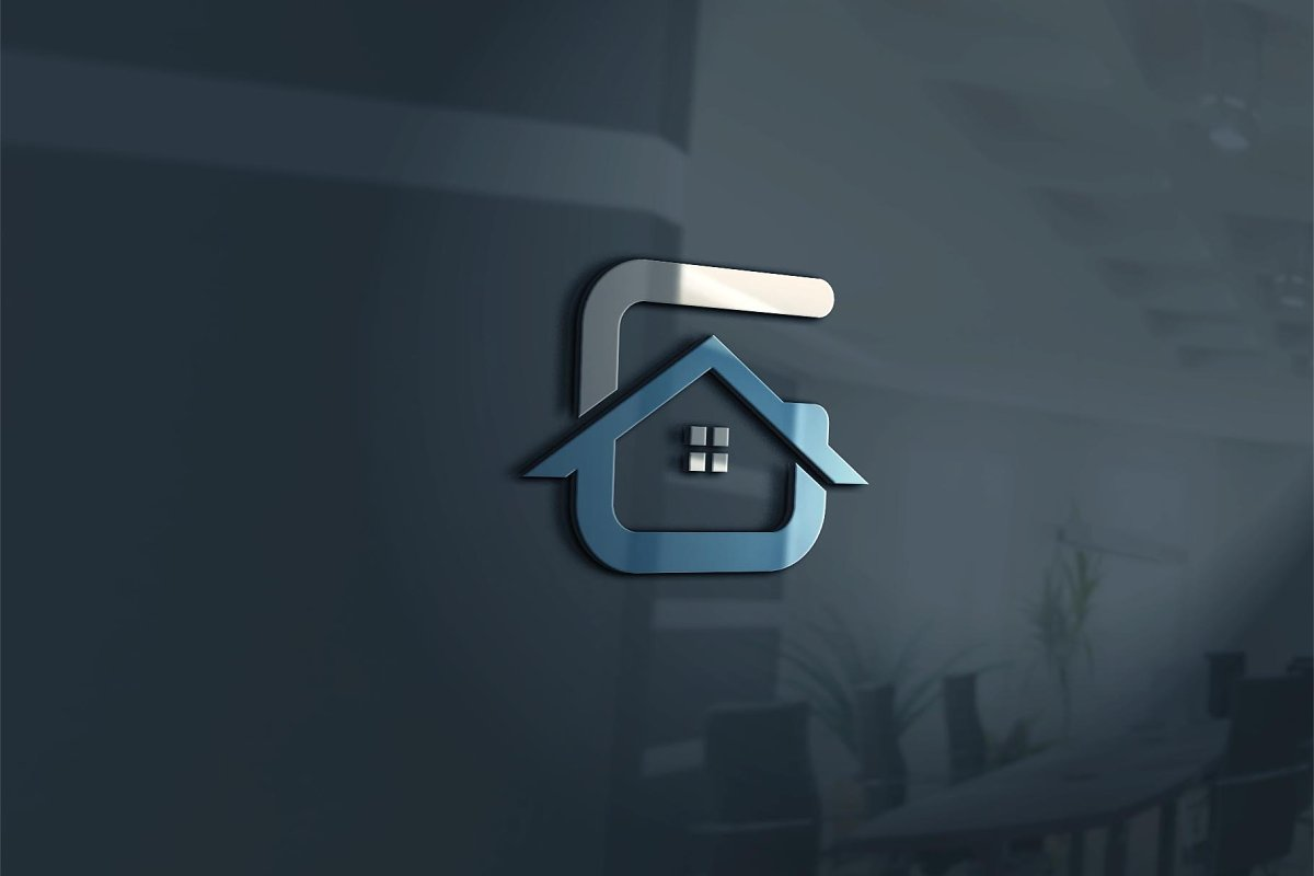 G Real Estate Logo in Logo Templates - product preview 1