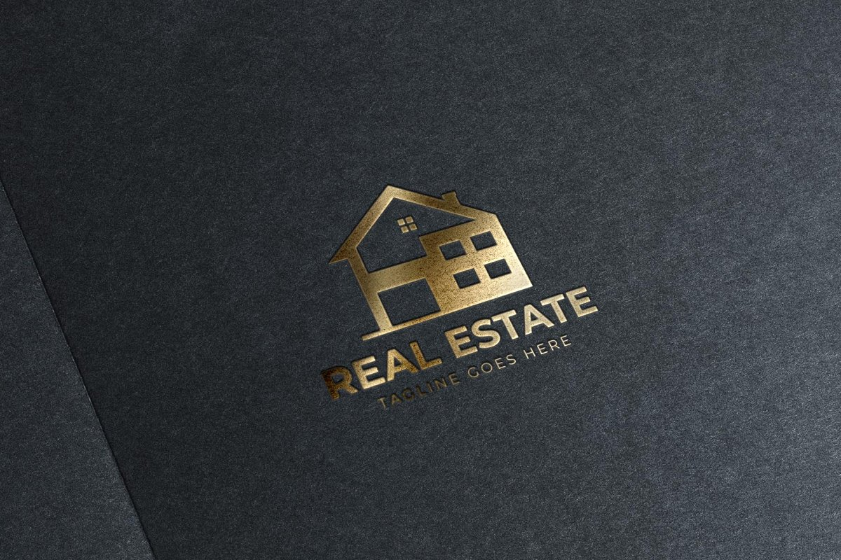 Real Estate Logo in Logo Templates - product preview 4