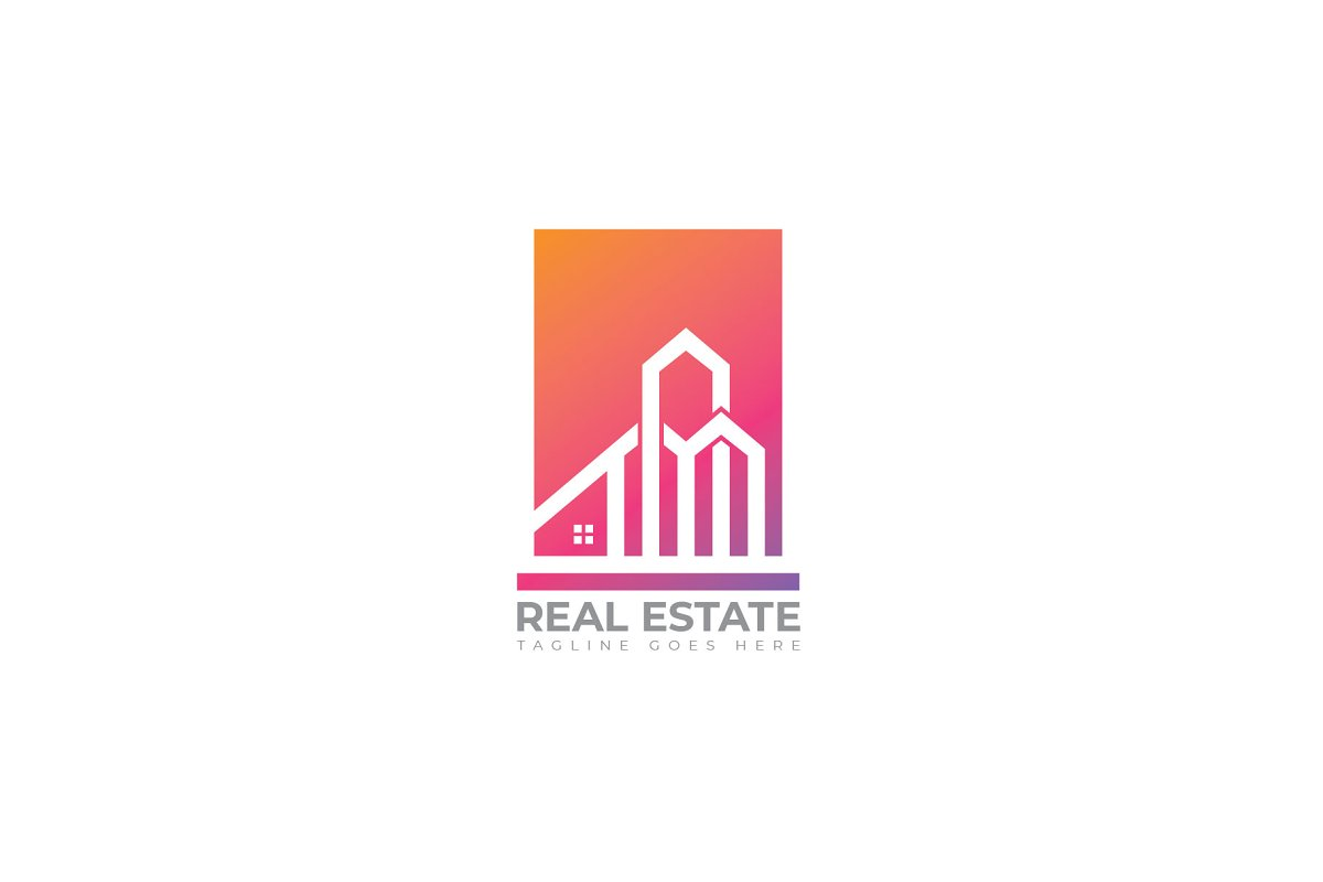 Real Estate Logo in Logo Templates - product preview 1