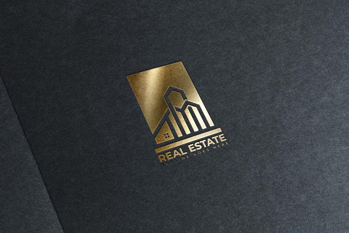Real Estate Logo in Logo Templates - product preview 2
