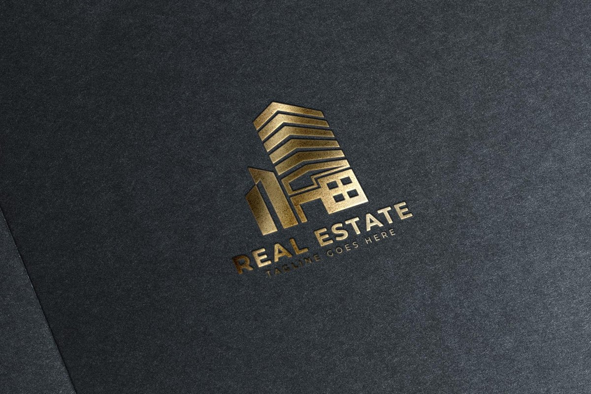 Real Estate Logo in Logo Templates - product preview 3